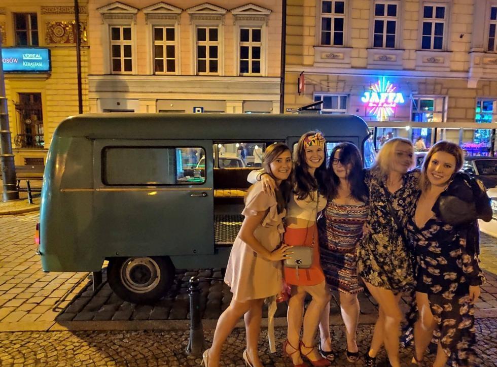 limuzyny Wrocław panieńskie