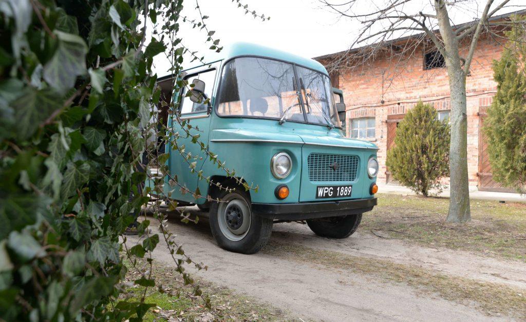 limuzyna retro nyska 522